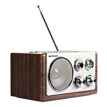 Blaupunkt RXN 19 Radio/Radio-réveil MP3 Port USB