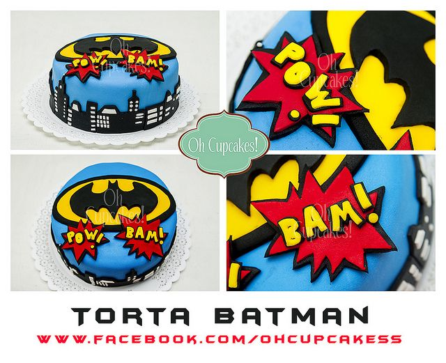 #batmancake #torta #batman