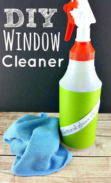 Best 25 Window Cleaner Ideas On Pinterest Diy Window