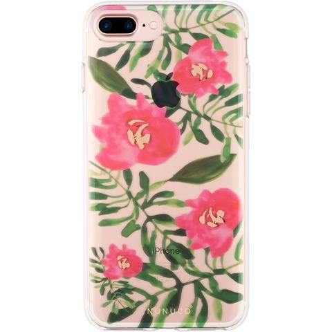 SUMMER FLORAL IPHONE 6/6S PLUS & 7 PLUS CASE / Nunuco®