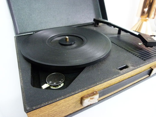 1970's portable record player by planetutopia, I still have mine.