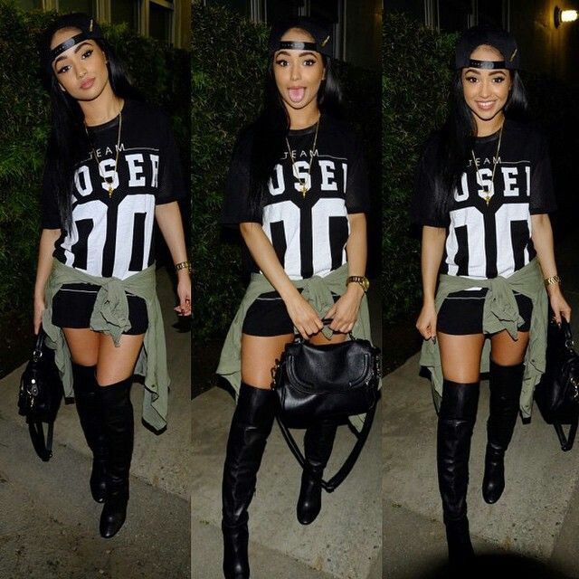 17 Best Images About Urban Style On Pinterest Girl Swag Jordans And Hip Hop