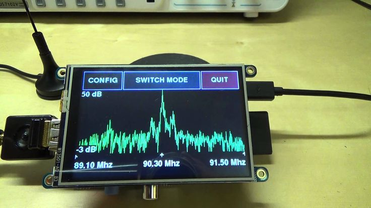 Freq Show: Raspberry Pi RTL-SDR Scanner is a new guide in the adafruit learning system: Have you ever wondered what's in the radio waves zipping invisibly around you every day? Software-defined rad...