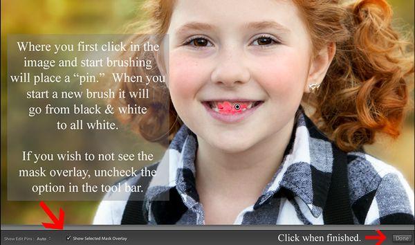How to Whiten Eyes & Teeth in Lightroom