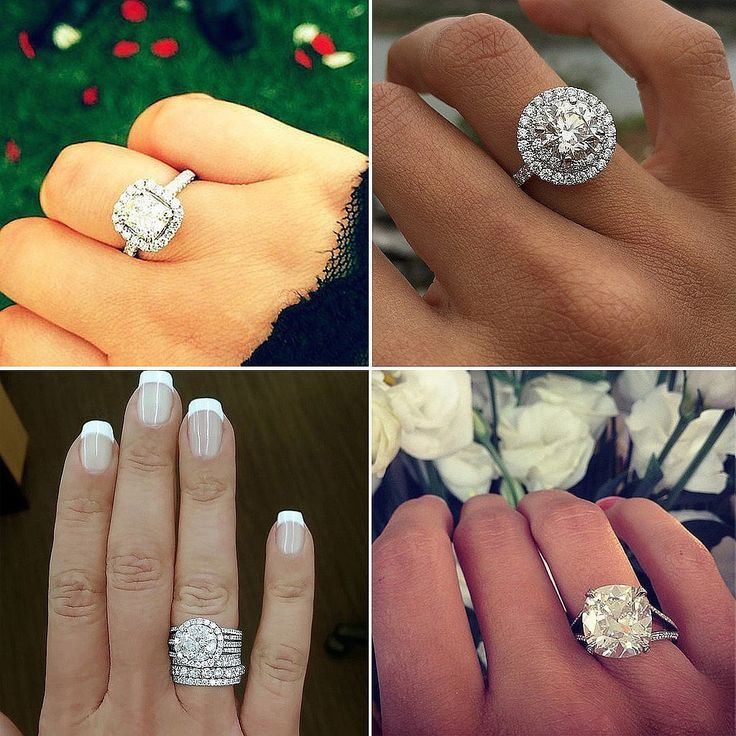 Inexpensive Large Diamond Rings