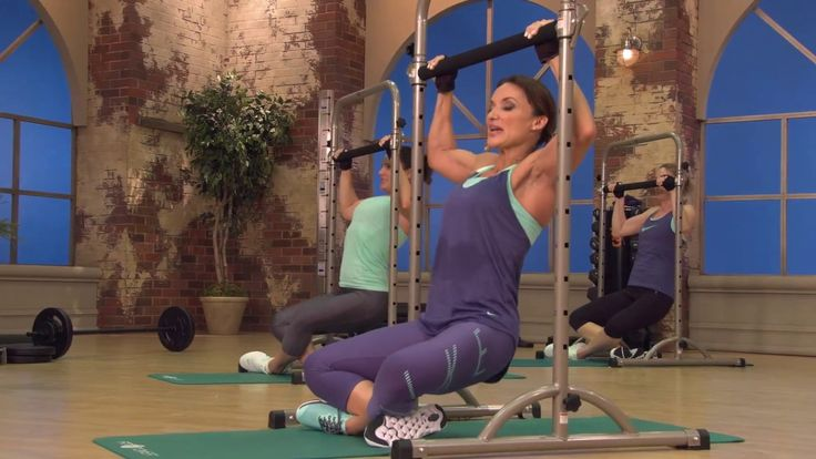 Cathe Friedrich's FIT TOWER Total Body Workout #FitTower #TotalBodyWorkout #toning #workouts