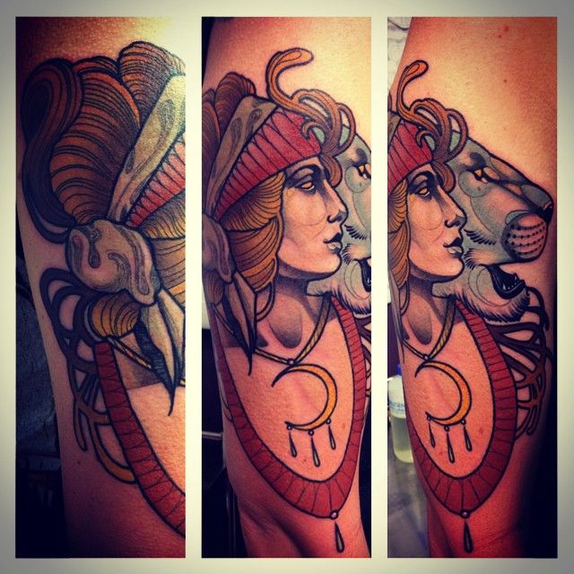 Done by jef small tattoo artist at adorned empire tattoo for Empire ink tattoo