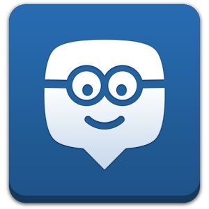 Students can use their phones to go on websites like Edmodo to keep up on school work and homework. This can help students with their grades.