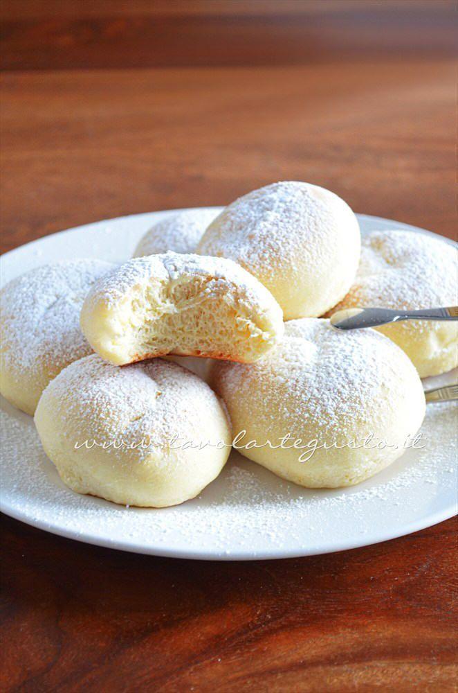 Zeppole di patate al forno (Ciambelle di patate al forno) - Ricetta Zeppole di patate al forno