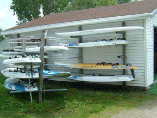 Wind Outdoor Board Storage Rack
