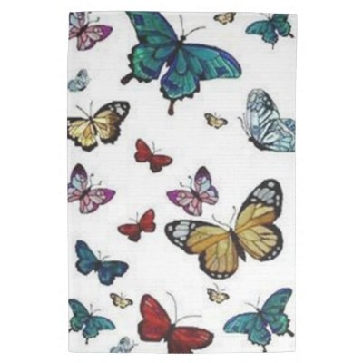 Delightful Butterflies Kitchen Towels