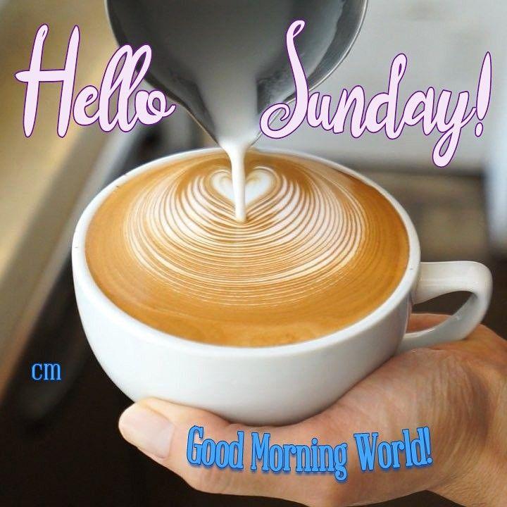 Good Morning Happy Sunday Goodmorningpost Goodmorning Post