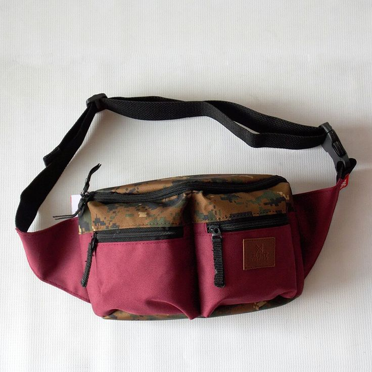 Rlight - Day13 WaistBag, Rp147.000