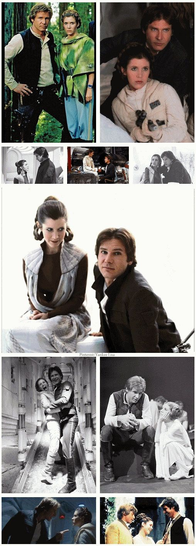 Star Wars - Han and Leia