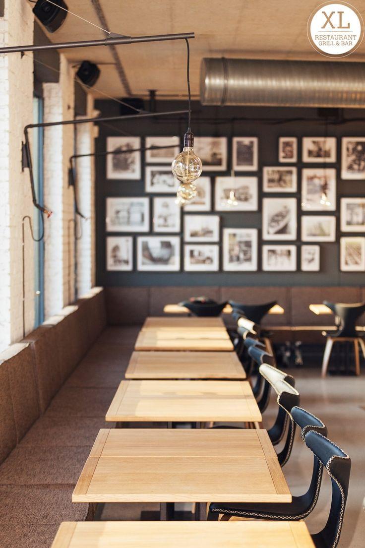 DOLPHIN CHAIR from DAN-FORM Denmark at XL Restaurant Grill & Bar - Prague #lifestyle #restaurant #bar #decor #koncept www.dan-form.com