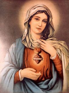 Dia a Dia Franciscano.: Imaculado Coração de Maria