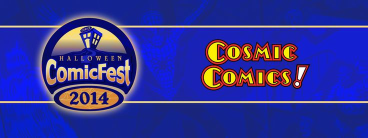 2014 Halloween ComicFest in Las Vegas at Cosmic Comics!