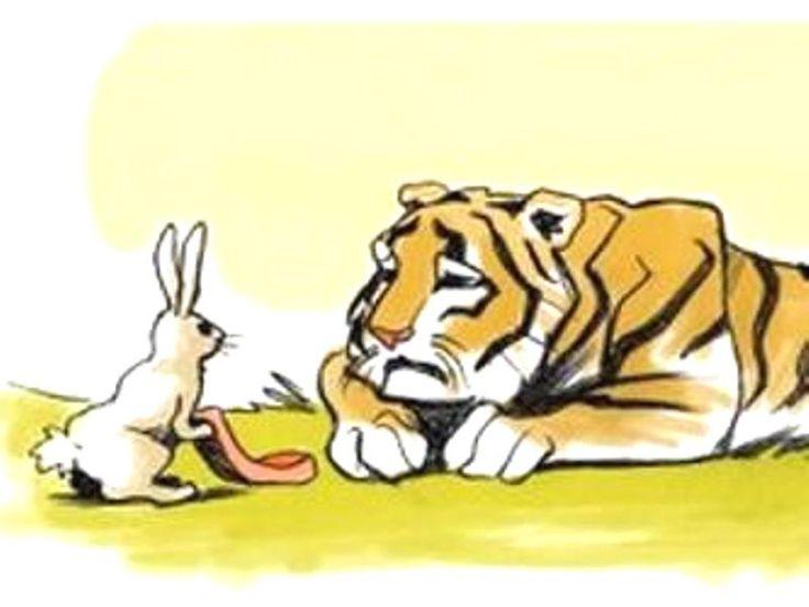 """Entonces allí, en ese instante, estando más decepcionado que al inicio, con la convicción de que la humanidad no tenía el menor remedio, oyó una voz con mucha claridad. Era una voz, muy dentro de él, que decía: """"Si quieres encontrar a tus semejantes, si quieres sentir que todo ha valido la pena, si quieres seguir creyendo en la humanidad… deja de hacer de tigre y simplemente sé la liebre."""" https://www.facebook.com/lamagiadelasrelaciones"""