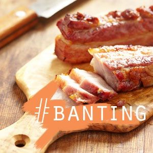 Low Carbohydrate High Fat (LCHF) diet and what is 'banting'?