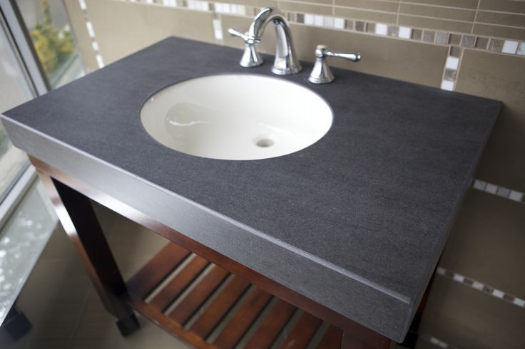 Wonderful Neolith Black | Home U203a SOLID SURFACE MATERIALS U203a NEOLITH U203a BASALT BLACK | Limestone  Countertops | Pinterest | Black Bathroom Vanities, Solid Surface And ...