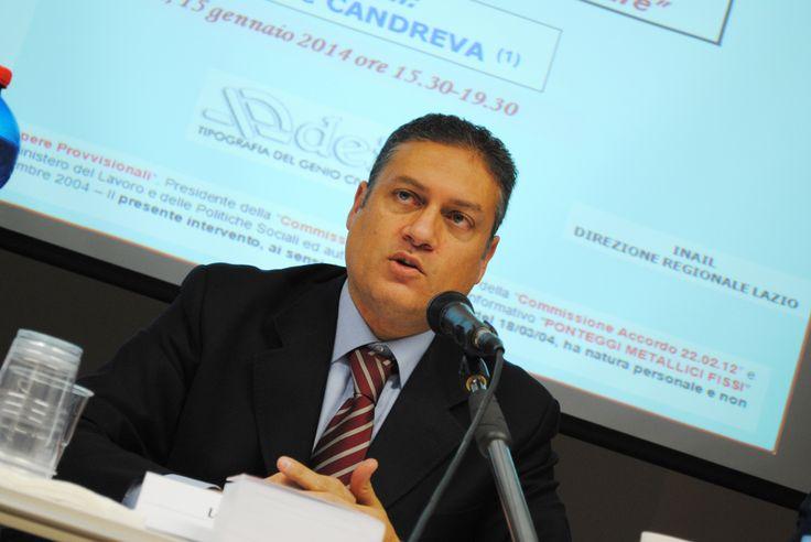 Lorenzo Fantini, esperto sicurezza sul lavoro