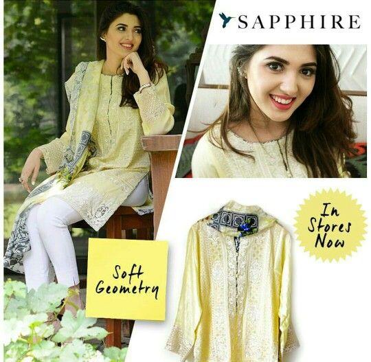 Sapphire Pakistan kurta - love it!