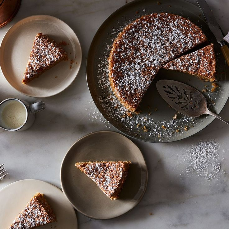 Brown Butter Tiger Nut Genoise  Recipe on Food52 recipe on Food52