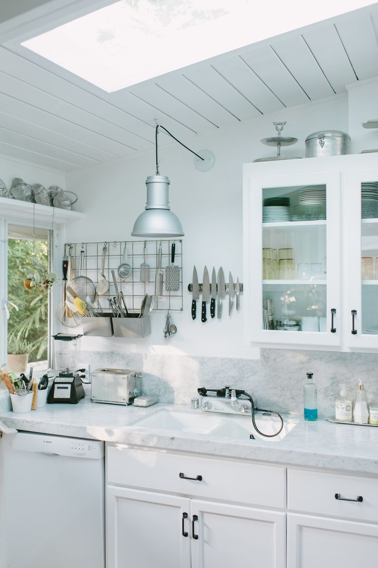 685 best Kitchens images on Pinterest | Dream kitchens, White ...