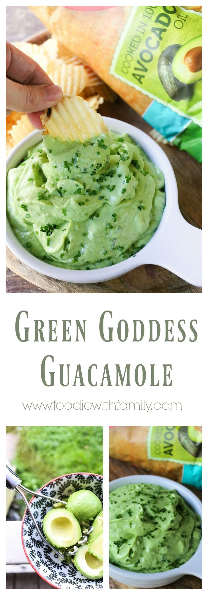 Classic Green Goddess Dressing Recipe — Dishmaps