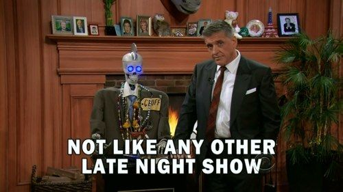 33 Reasons Craig Ferguson's Retirement Should Make You Want To Cry« I will be so sad when he leaves at the end of the year!.