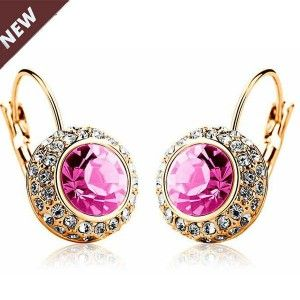Cute Diamond Earrings For Girls 2015