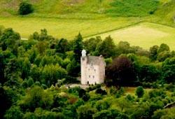 Abergeldie Castle