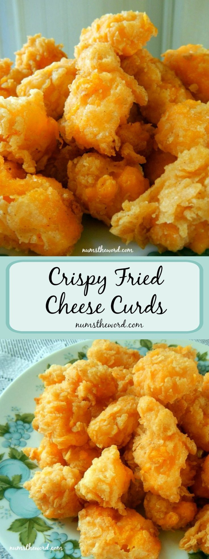 This non-alcoholic version of fried cheese curds is quick, easy and tasty! A hint of cayenne pepper with a crispy texture will become a new favorite of yours! Ready in 20 minutes!