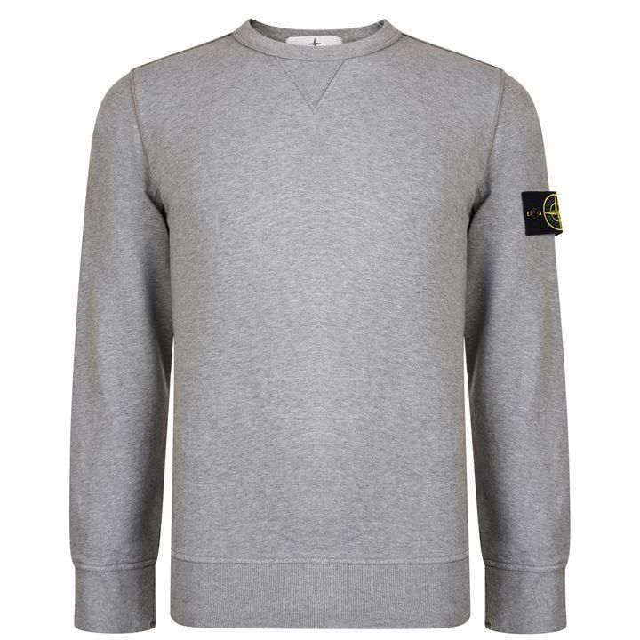 Stone Island | Badge Crew Sweatshirt