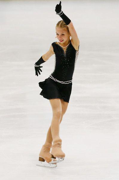 Alexandra Trusova Photos Photos - ISU Junior Grand Prix of Figure Skating