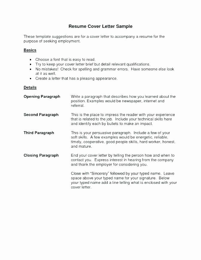 Plain Text Resume Template Lovely Essentialmom Resume Examples Good Resume Examples Cover Letter For Resume
