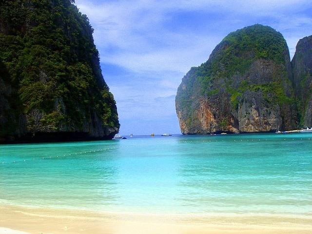 phi phi islands, puket #thailand