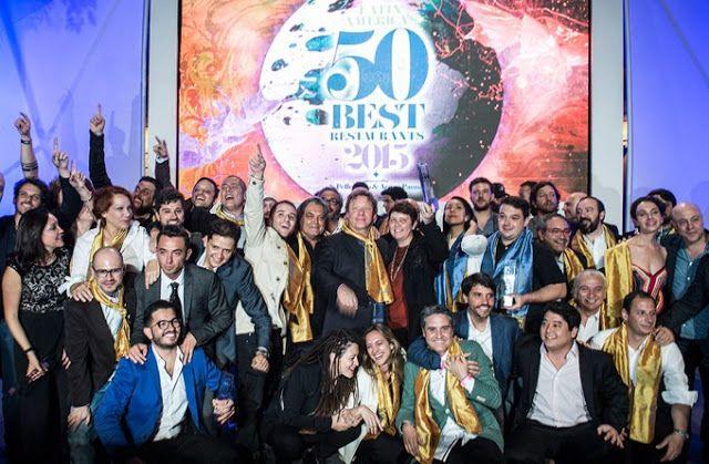 EL GUSTO ES MIO: Latin America´s 50 Best Restaurants. La lista