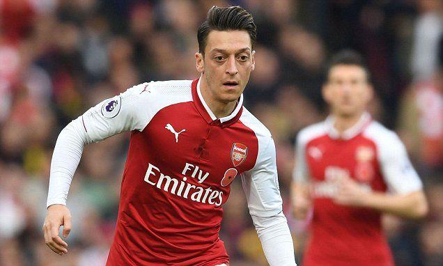 'Arsenal's Mesut Ozil to Man Utd a shoo-in' - Ian Wright