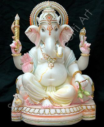 17 Best Images About Marble Hindu God Statues On Pinterest