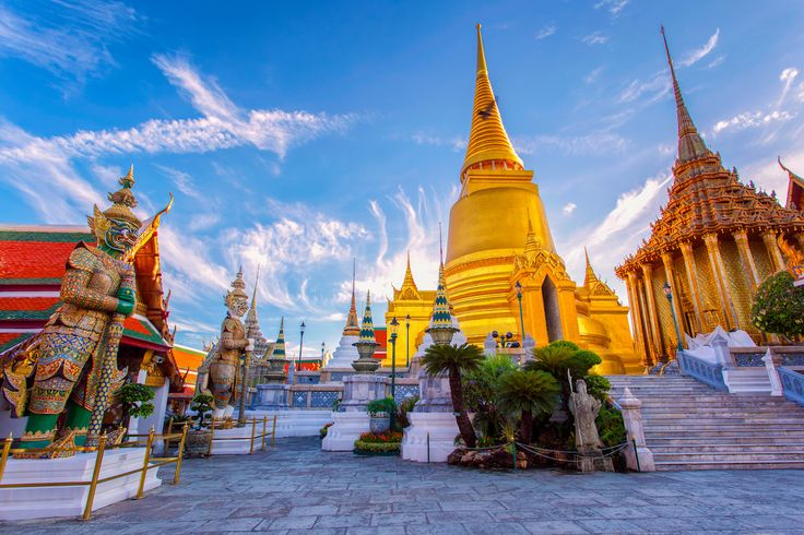 Bangkok - Opulent palaces and Buddhist temples, thronging street life and unbeatable dining and shopping. Thailand's capital is a vibrant, 24 hour city.