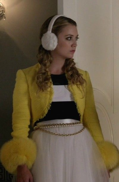 Chanel #3 in Scream Queens S01E02