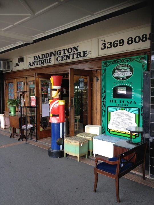 Paddington Antique Centre