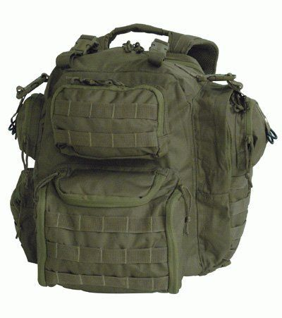 Voodoo Tactical Improved Matrix Pack Backpack MOLLE - Hydration Compatible - 15-9032 Olive Drab OD Green - http://tacticalbackpacks.co/product/voodoo-tactical-improved-matrix-pack-backpack-molle-hydration-compatible-15-9032-olive-drab-od-green/