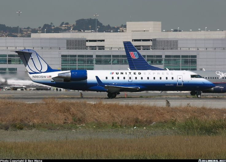 Bombardier CRJ-200LR (CL-600-2B19) - United Express (SkyWest Airlines) | Aviation Photo #0656078 | Airliners.net