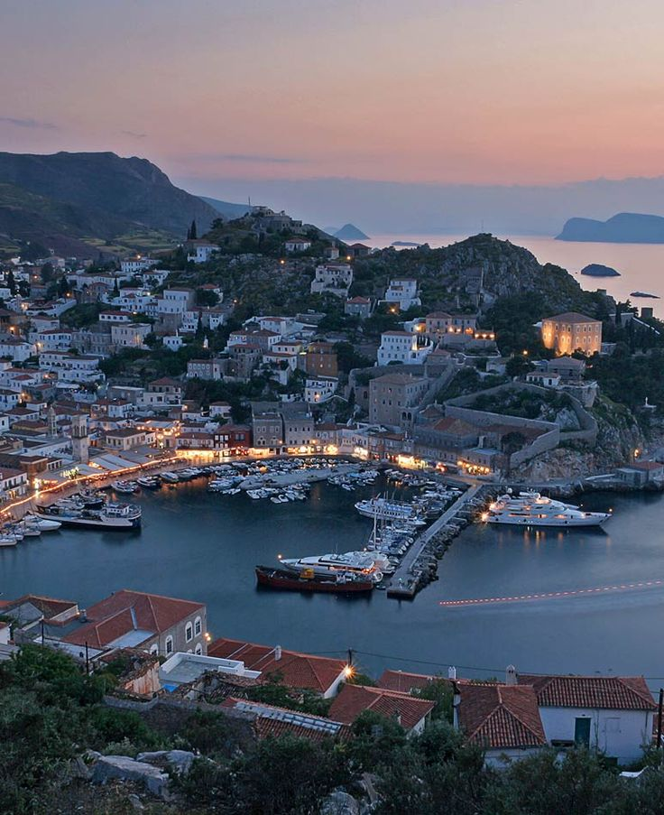 Hydra island ~ Greece