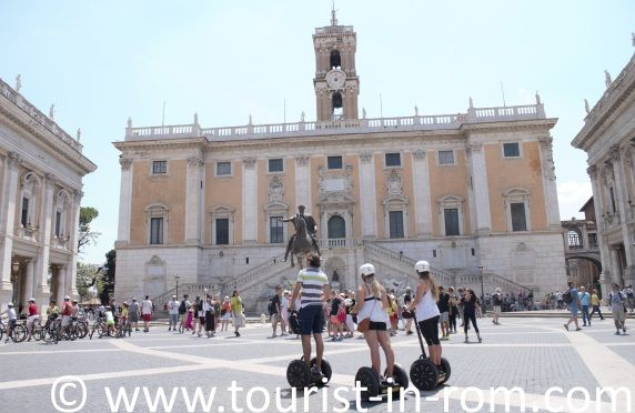 Segway Touren in Rom