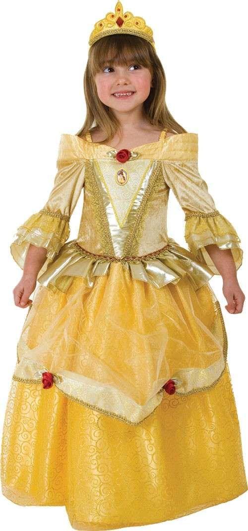 Costumi di Carnevale da principessa - Principessa Belle