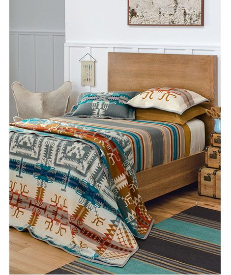 Pendleton Woolen Mills | Clothes for men and women, textiles, blankets
