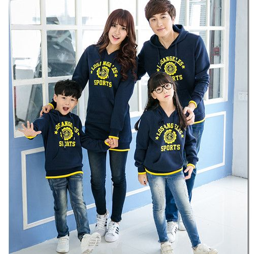 Find More Family Matching Outfits Information about Women's Men's Family Freece Hoodies Tracksuit T shirts Matching Mother Daughter Father Son Clothes Clothing Outfits Pullovers,High Quality clothes free,China clothes steam Suppliers, Cheap clothes lable from Fashion SuperDeal Co., Ltd on Aliexpress.com